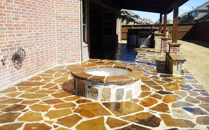Texas Patios And Concrete Works